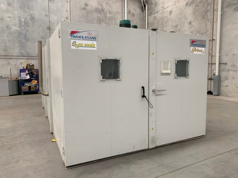 Prinz Material Curing Oven – Bigger & Better!